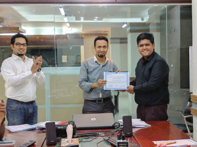 Certificate Ceremony 19