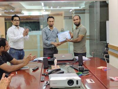 Certificate Ceremony 46