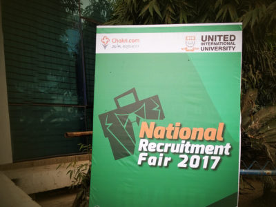 National recruitment fair 2017