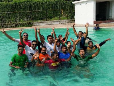 Office Outing at Meghbari Resort 41
